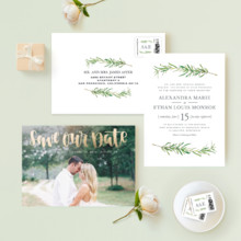 Minted Invitations San Francisco Ca Weddingwire