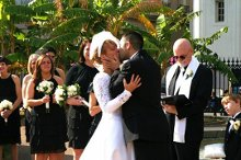 Reverend Joe Pitzer, Beaucoup Blessings Weddings photo