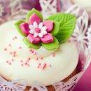 130x130 sq 1302797664254 flowercupcake