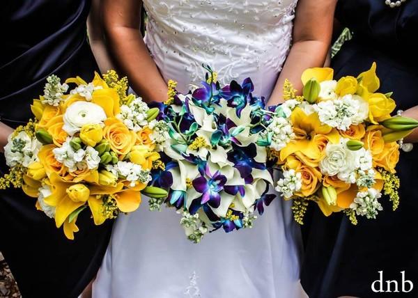 Kato Floral Designs Savannah GA Wedding Florist