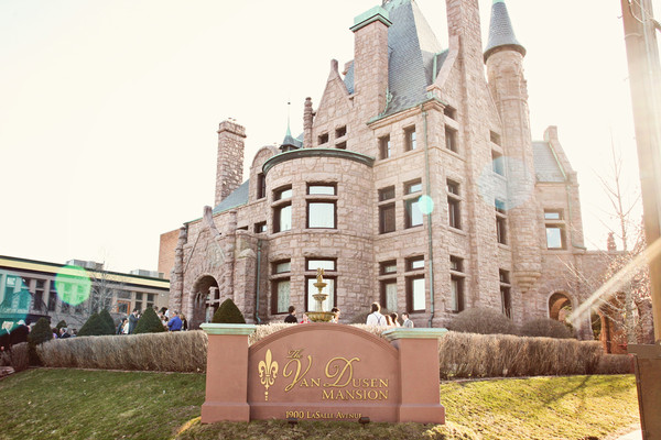 The Van Dusen Mansion And Event Center Minneapolis Mn