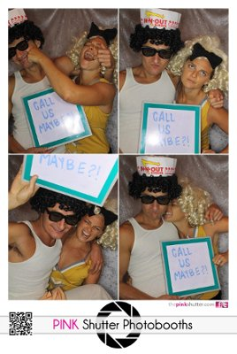Pink Shutter Photobooths