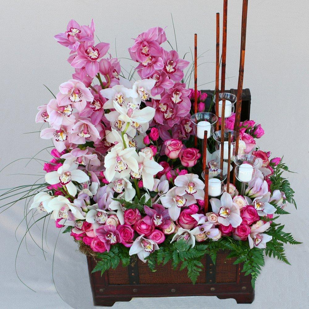 french florist flowers los angeles ca weddingwire. Black Bedroom Furniture Sets. Home Design Ideas