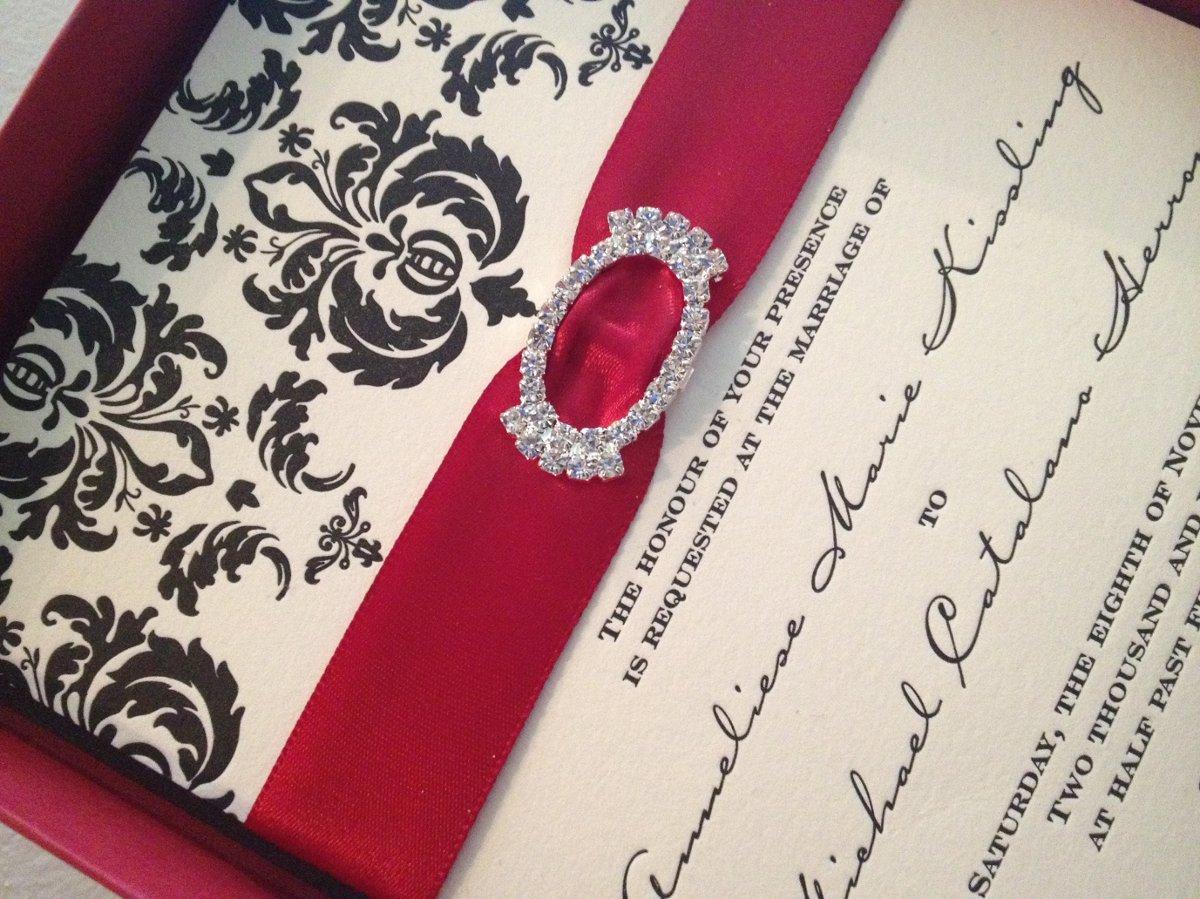 Marshay Invitation Boutique - Invitations - Atlanta, GA - WeddingWire