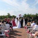 130x130 sq 1350186834174 bridegroombridalpartyatthealter