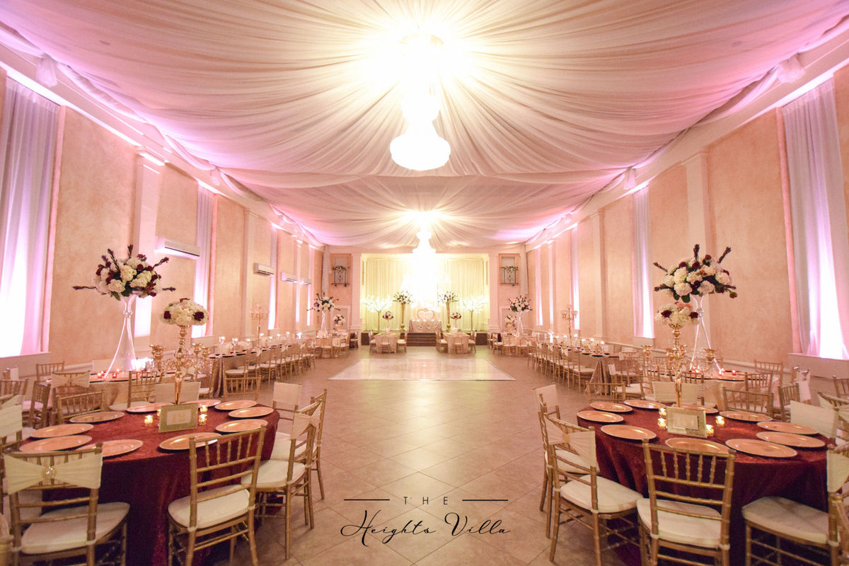 The Heights Villa - Venue - Houston, TX - WeddingWire