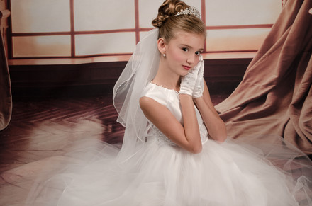 First Communion Showroom