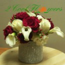 130x130 sq 1367609187583 2 cool flowers bridal extravaganza show bouquets