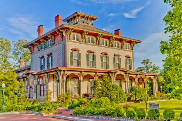 Southern Mansion Cape May Nj Wedding Venue
