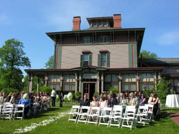Southern Mansion - Cape May NJ Wedding Venue