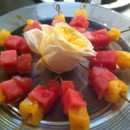 130x130 sq 1374677729483 fruit skewers 2