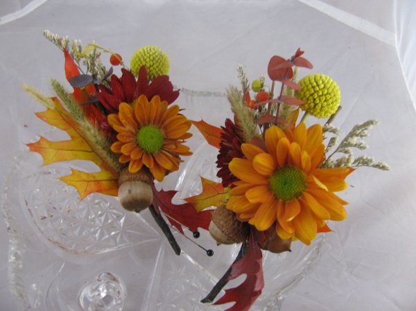 Yellow Boutonniere Wedding Flowers Photos Pictures