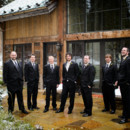 130x130 sq 1379035718634 groom  groomsmen on patio