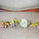 130x130 sq 1399657505342 weddingboutonnierenew orleanssucculentberrie