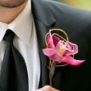 130x130 sq 1399657513947 weddingboutonnierepinkarts