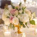 130x130 sq 1470418736143 lush garden centerpiece hydrangea stock roses tuli