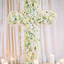 130x130 sq 1470418848060 tall floral cross ceremony arrangement roses hydra