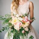 130x130 sq 1470418914826 vibrant wild bouquet pink garden roses coral ranun