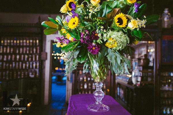 Kim Starr Wise Floral Events New Orleans LA Wedding Florist
