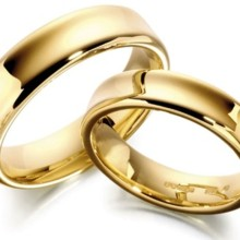 220x220 sq 1366172614483 gold wedding rings 01