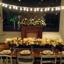 130x130 sq 1365782622131 sullivan owen philadelphia wedding florist yellow dinner party 3