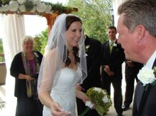 A Reverend for Your Wedding - Rev. Christine photo