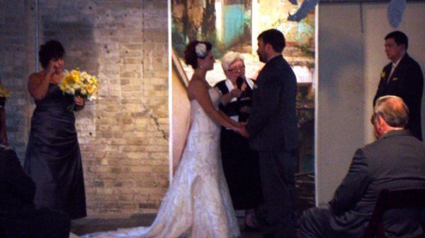 photo 5 of A Reverend for Your Wedding - Rev. Christine