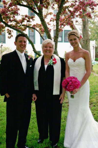 photo 7 of A Reverend for Your Wedding - Rev. Christine