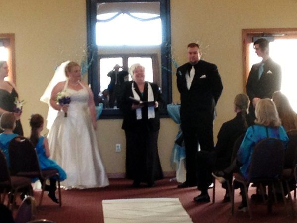 photo 14 of A Reverend for Your Wedding - Rev. Christine