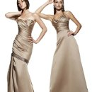 LEFT: 1629 Our bridesmaid collection features an array of styles from classic, elegant to trendy. The collection involved dress with a very detail back for an element of surprise or you can choose from our simple and chic design that looks sexy in an understated way. Whichever style you select, you can take the dress anywhere, anytime, from day to night. We offer the most enchanting and enormous selection of colors for a wistfully individual approach to style.