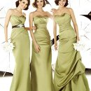 LEFT: 1724 MIDDLE: 1726 RIGHT: 1719 Our bridesmaid collection features an array of styles from classic, elegant to trendy. The collection involved dress with a very detail back for an element of surprise or you can choose from our simple and chic design that looks sexy in an understated way. Whichever style you select, you can take the dress anywhere, anytime, from day to night. We offer the most enchanting and enormous selection of colors for a wistfully individual approach to style.