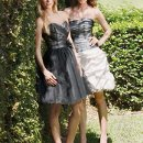 LEFT: 20075 RIGHT: 20070 Our bridesmaid collection features an array of styles from classic, elegant to trendy. The collection involved dress with a very detail back for an element of surprise or you can choose from our simple and chic design that looks sexy in an understated way. Whichever style you select, you can take the dress anywhere, anytime, from day to night. We offer the most enchanting and enormous selection of colors for a wistfully individual approach to style.