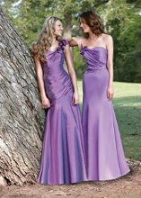 LEFT: 20077 RIGHT: 20061 Our bridesmaid collection features an array of styles from classic, elegant to trendy. The collection involved dress with a very detail back for an element of surprise or you can choose from our simple and chic design that looks sexy in an understated way. Whichever style you select, you can take the dress anywhere, anytime, from day to night. We offer the most enchanting and enormous selection of colors for a wistfully individual approach to style.
