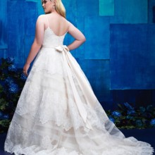 220x220 sq 1479516566030 allure bridal w397b