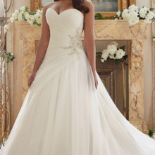 220x220 sq 1479516645018 mori lee bridal 3203