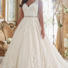 220x220 sq 1479516651287 mori lee bridal 3208