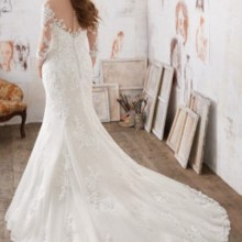 220x220 sq 1479519642788 mori lee bridal 3212
