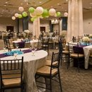 Spacious enough for a large head table, buffet area, and dance floor.