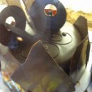130x130 sq 1357603590617 chocolateflourlesscakedecorfromstackbistropastryandcake