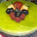 130x130 sq 1357603654415 greencakefromstackbistropastryandcake
