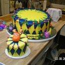 130x130 sq 1357603918321 funbirthdaycreaturecake