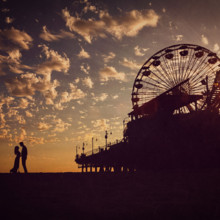 220x220 sq 1467830313739 santa monica engagement session