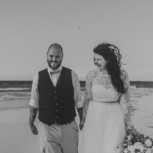 220x220 sq 1459022468986 intimate anna maria island elopement wedding 53