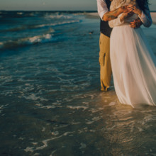 220x220 sq 1459022485168 intimate anna maria island elopement wedding 79