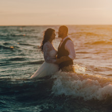 220x220 sq 1459022496800 intimate anna maria island elopement wedding 93