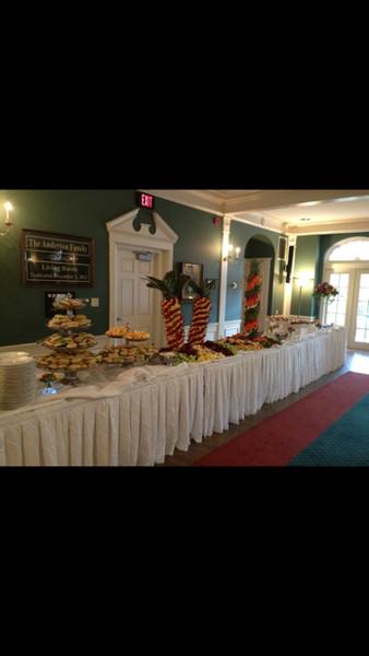 Meditations Catering Banquet Facility Stillwater Ok Wedding Venue