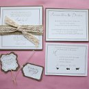 130x130 sq 1346968365800 weddinginvitationsnashvillesomethingdetailed17of43