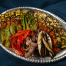 130x130 sq 1415883232004 caronchi grilled veggie platter