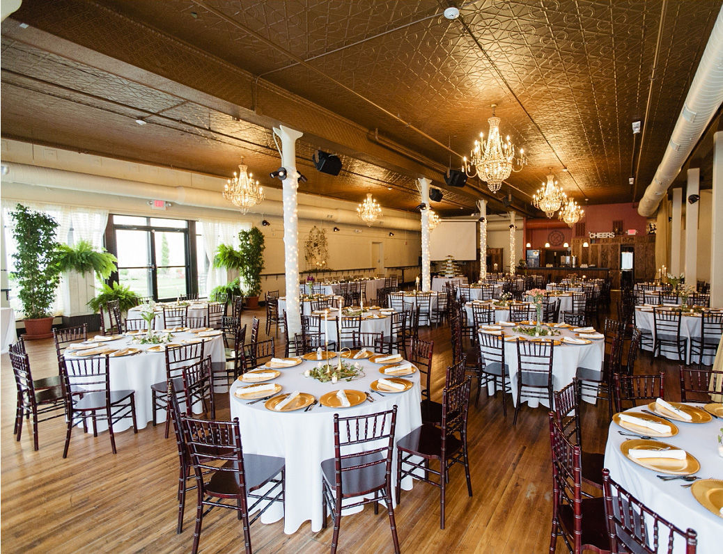 Savoy Ballroom - Venue - Springfield MO - WeddingWire