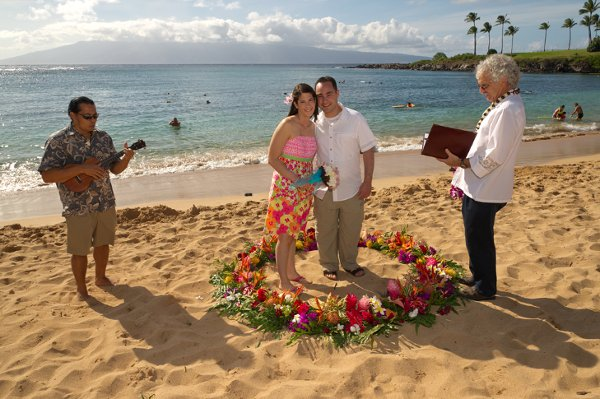 photo 5 of Distinctive Weddings Maui/ Joseph Narrowe